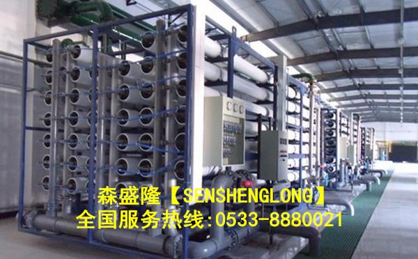 长沙反渗透阻垢剂SS815【酸式】产品应用
