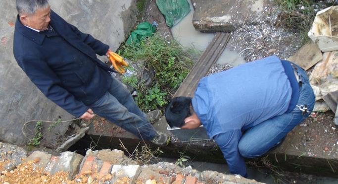 """湖南石门一塑料厂超标排污被""""按日计罚"""""""
