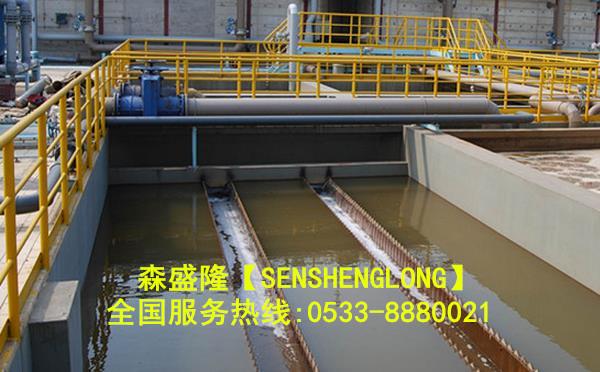 湖南湘潭水处理软化杀菌灭藻剂SM310产品应用