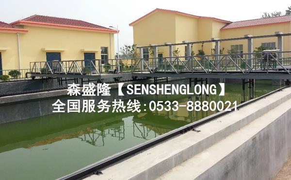 湖南衡阳循环水杀菌灭藻剂应用实例