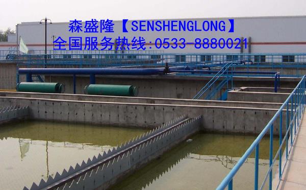 邵阳循环水粘泥剥离剂SN097产品应用