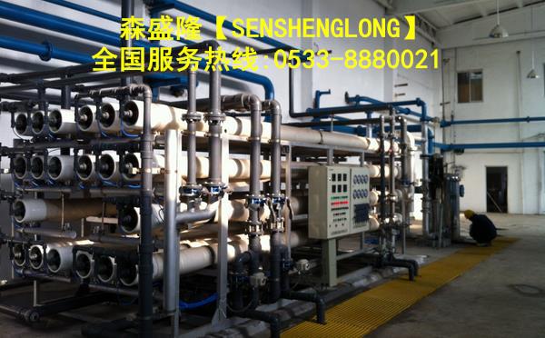 益阳反渗透阻垢剂SL810【碱式】产品应用实例